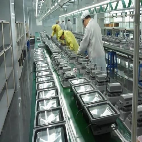 应用于工业生产中的智能装配线厂家的装配线有什么特征