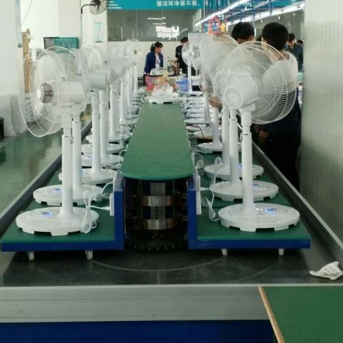 高品质滚筒输送线助企业提高生产效率