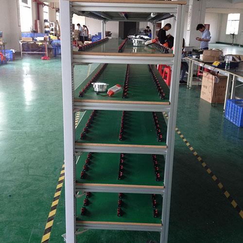 广州灯具老化架