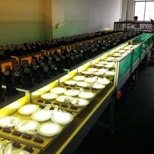 深圳面板灯老化线