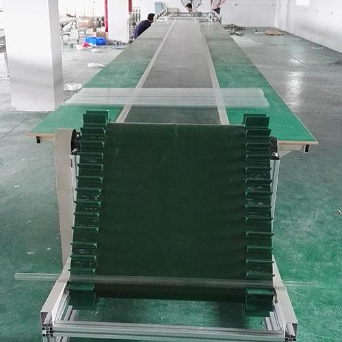 金华玻璃灯管生产线