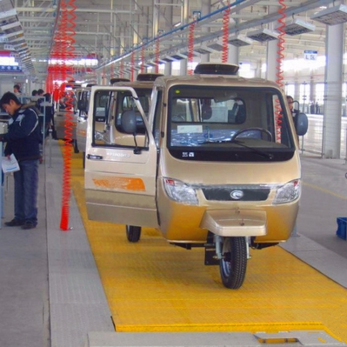 漳州三轮车装配线