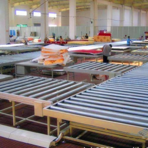 床垫装配线