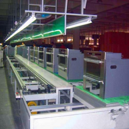 消毒柜生产线